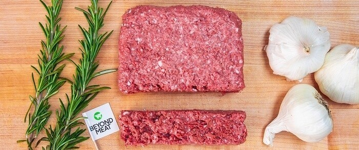 Штучне м'ясо Beyond Meat